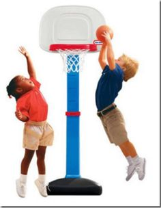 Little Tikes TotSports Basketball Set Just $19.97 at Walmart!