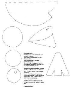 Alpha Bird Alphabet Assessment Game Craftivity