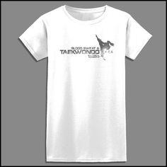 Favorite Juniors TAE KWON DO T-SHIRT - Blood Sweat   TaeKwonDo Design! – 8267eed441c