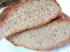 Cum spuneam in ultimul post despre paine, asta este sora celeilalte, diferenta fiind ca aceasta a fost trecuta prin strech&fold de doua ori. Ingrediente: 200 g faina secara 200 g faina alba de ...