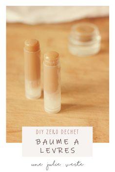 DIY lip balm a julie verte, recipe, homemade cosmetics, slow cosmetics, organic Beauty Care, Diy Beauty, Beauty Hacks, Lip Scrub Homemade, Homemade Deodorant, Diy Lip Balm, Homemade Cosmetics, Beauty Tips For Face, Face Tips