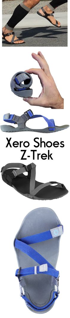 Barefoot Running Sandals - Amuri Z-Trek by Xero Shoes
