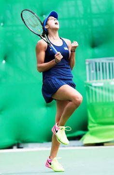 Madison Keys.