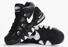 cedd3239de566a Nike Air 2 Strong Mid Black White Nike Sportbekleidung