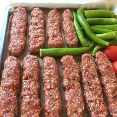 Turkish Recipes, Desert Recipes, Bon Appetit, Meat Recipes, Food And Drink, Pasta, Favorite Recipes, Yummy Food, Stuffed Peppers