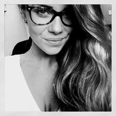 natural nerd #Versace #glasses