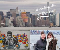 Visiter New York autrement avec un guide français : testé et approuvé ! Bon Plan New York, Voyage New York, Brooklyn Baby, I Love Ny, France, Guide, North America, New York City, Travel Tips