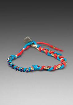 Friendship bracelet by KRIS NATIONS