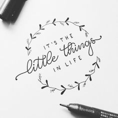 Calligraphy Quotes - Fushion News Bullet Journal Quotes, Bullet Journal Writing, Bullet Journal Ideas Pages, Bullet Journal Inspiration, Calligraphy Doodles, Calligraphy Quotes, Calligraphy Letters, Caligraphy, Hand Lettering Quotes