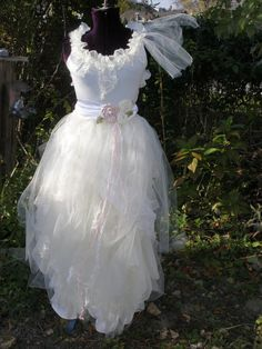 Shabby and Tattered Three Piece Gown for by ShatteredPrincess, $245.00