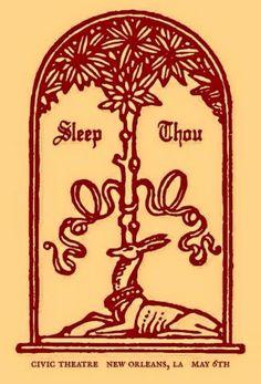 Sleep; Thou @ New Orleans