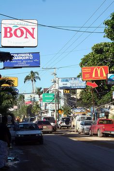 streets of dominican republic | Main Street, Cabarete (Dominican Republic) | Flickr - Photo Sharing!