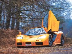 The McLaren F1 LM is, quite literally, priceless