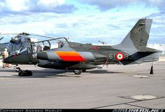 Aermacchi MB-339PAN aircraft picture