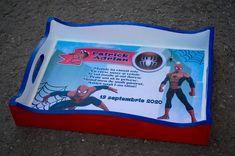 Set mot cu tema Spiderman ________________________________ ☎️ 0724.10.88.51 🌎 www.aranjamentedevis.ro 🌎 www.buchetemireasa.ro
