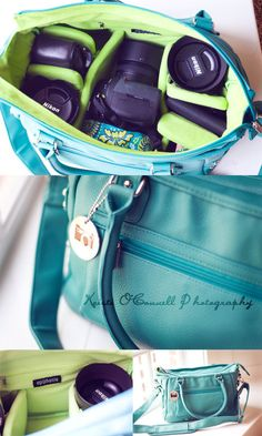Tiffany rhymes with Epiphanie. And this bag is practically Tiffany Blue. I think we're meant to be together...