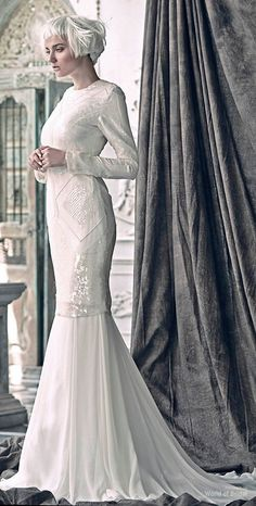 Nurita Harith 2015 Wedding Dresses | World of Bridal