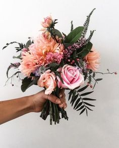 flower bouquet – I have this thing with flowers. flowers, floral, flora, fauna, … bouquet of flowers – I have … My Flower, Pretty Flowers, Flower Power, Wild Flowers, Beautiful Bouquets, Spring Flowers, Arte Floral, Deco Floral, Floral Wedding