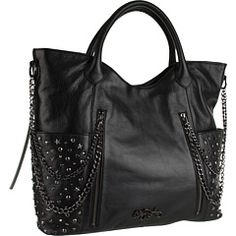 Betsey Johnson - Super Star Tote available at Couture Fashion! Come see this beautiful bag.