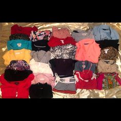 Tops | Womens Clothing Lot Resale 27 Items Wholesale Box | Poshmark Wholesale Boxes, Long Blazer, Simply Vera, Black House, Clothing Items, Long Sleeve Tops, Tommy Hilfiger, Zara, Clothes For Women