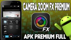 Camera ZOOM FX is a award-winning camera app for Android devices! An enhanced camera app comes with so many features that you won't need another camera app to take better photos. The latest design make its even better to adjust many setting quickly.