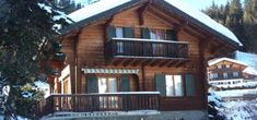 Ski, Holiday Service, Location Chalet, Vacation Villas, The Good Place, Sleep, Cabin, Chatel, Bedroom