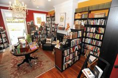 The Unending Appeal of Bookstores and Wine Bars | Steph's Scribe | stephsscribe.com | Annapolis Bookstore, Photo credit: Capital-Gazette