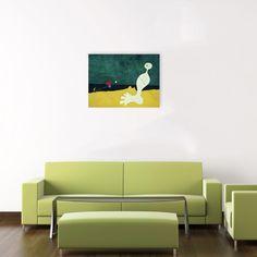 MIRÒ - Person throwing a stone at a bird 80x60 cm #artprints #interior #design #art #print #iloveart #followart #artist #fineart #artwit  Scopri Descrizione e Prezzo http://www.artopweb.com/autori/joan-miro/EC21702