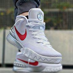 "SHOP: Nike Kyrie 1 ""Double Nickel"" at kickbackzny.com."