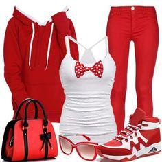 Red so cute