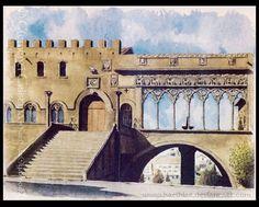 Palazzo dei Papi by Kaelhiar on deviantART