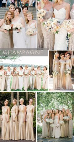 35 Classic and Luxury Champagne Wedding Ideas - champagne gold bridesmaid dress. - 35 Classic and Luxury Champagne Wedding Ideas – champagne gold bridesmaid dresses ideas Source by gumptioys – Source by - Cream Bridesmaids, Champagne Bridesmaid Dresses, Colored Wedding Dresses, Wedding Bridesmaids, Dress Wedding, Champagne Gold Dress, Sparkly Bridesmaids, Bridesmaid Outfit, Wedding Ceremony