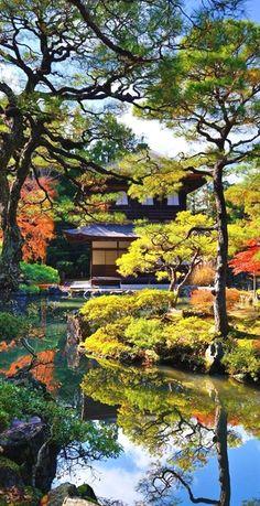 """traditional-japan: """"Via Pinterest """" #japanesegarden #japanesegardening"""