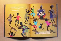 Malika Favre illustrates for Malawi Mothers charity - Creative Review