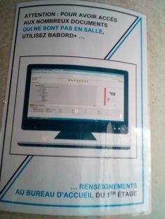 Affiche promotionnelle Ressources Electroniques - Université Bordeaux Montaigne