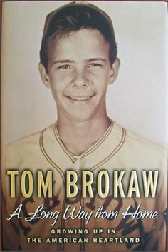 Title: A Long Way From Home | Author/Guest: Tom Brokaw | Episode 7070 | #Books #TheDailyShow