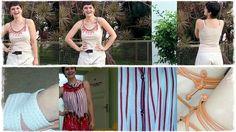LEILA DINIZ *blog: #LOOK duplo: bermuda com cinto falso hering + blus...