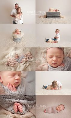 Phoenix-Newborn-Photographer,-Keri-Meyers-Photography,-baby-in-pink