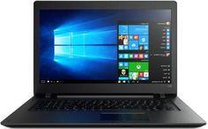Ноутбук Lenovo IdeaPad 110-15ACL 15.6 1366x768 Amd A8-7410 1Tb 8Gb Radeon R5 M430 2048 Мб черный Windows 10 Home 80TJ003ARK