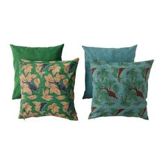 TILLFÄLLE Cushion cover IKEA You can easily vary the look, because the two sides have different designs. The zipper makes the cover easy to remove. White Pillow Covers, White Pillows, Home Furnishing Accessories, Home Furnishings, Green Lounge, Drug Design, Cushion Covers Online, Collection Capsule, Ikea Us