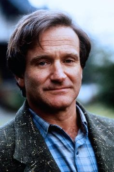Robin Williams in Jumanji age: Madame Doubtfire, Tv Spielfilm, Oh Captain My Captain, Stand Up Comedians, Star Wars, Jackie Chan, Stand Up Comedy, Tom Hanks, Robins