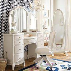 Bedroom Vanities, Vanities For Bedrooms & Girls Vanities | PBteen