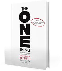 What's the ONE Thing you can do, such that by doing it everything else will be easier or unnecessary? Discover the answer here: Good Books, Books To Read, My Books, Happy Reading, Reading Lists, The One Thing Book, Thing 1, Landing Page Inspiration, Design Inspiration