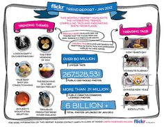 flickr infographics
