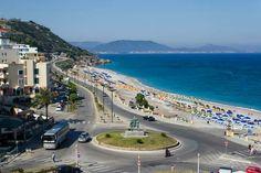 Sumner holidays to Rhodes island