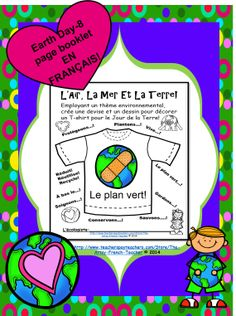 The Artsy French Teacher Teaching Themes, Classroom Activities, Teaching Resources, Ontario Curriculum, Core French, English Resources, French Immersion, Teacher Notebook, French Teacher