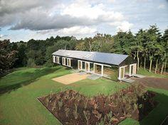 MVRDV in collaboration with MOLE Architects: Balancing Barn -
