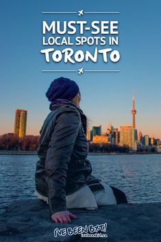 Ontario's capital has so much to offer it can be overwhelming. Check out these things to see and do so you can explore Toronto like a local! Ontario City, Ontario Travel, Toronto Travel, Canada Ontario, Visit Toronto, Toronto City, Alberta Canada, Solo Travel, Travel Usa