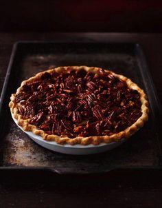 Toasted Pecan-Apple Pie