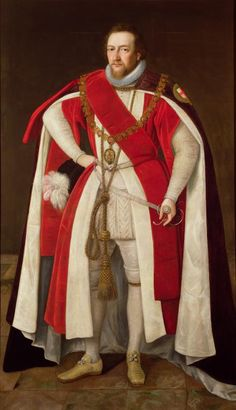 Gilbert Talbot, 7th Earl of Shrewsbury, 7th Earl of Waterford, KG (20 November 1552[1] – 8 May 1616) was a peer in the peerage of England